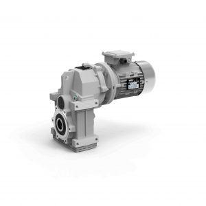Alumínium AC hajtóműves motorok